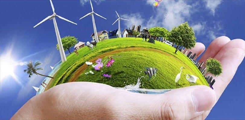 Curare l'ambiente spetta a noi